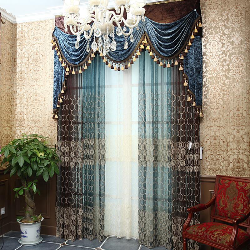 Beach style curtains