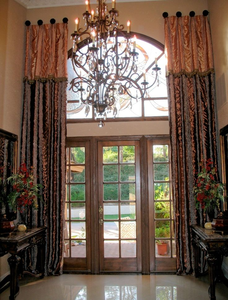 Modern window treatments ulinkly blog Contemporary drapes window treatments