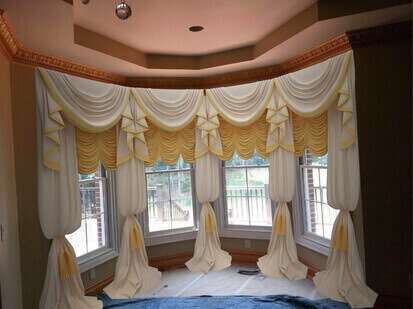 curtains free design service